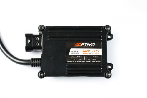 Блок розжига OPTIMA CAN BUS BLACK ARX203 9-16V