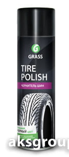 GRASS TIRE POLISH