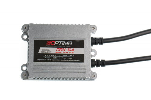Блок розжига OPTIMA BASE SLIM ARX 104 Slim АС 9-16V