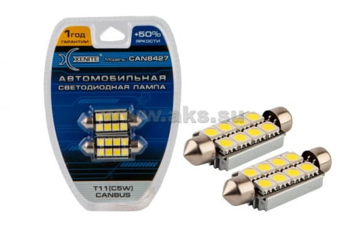 XENITE T11 С5W CANBUS CAN8427